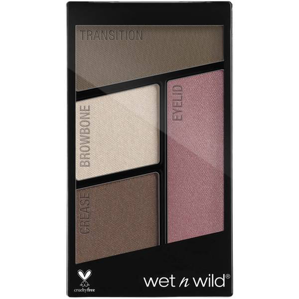 wet n wild coloricon Eyeshadow Quads - Sweet as Candy 4.5g