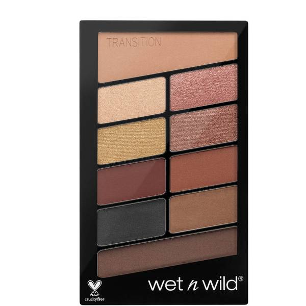 wet n wild coloricon 10 Pan Palette - My Glamour Squad 10g