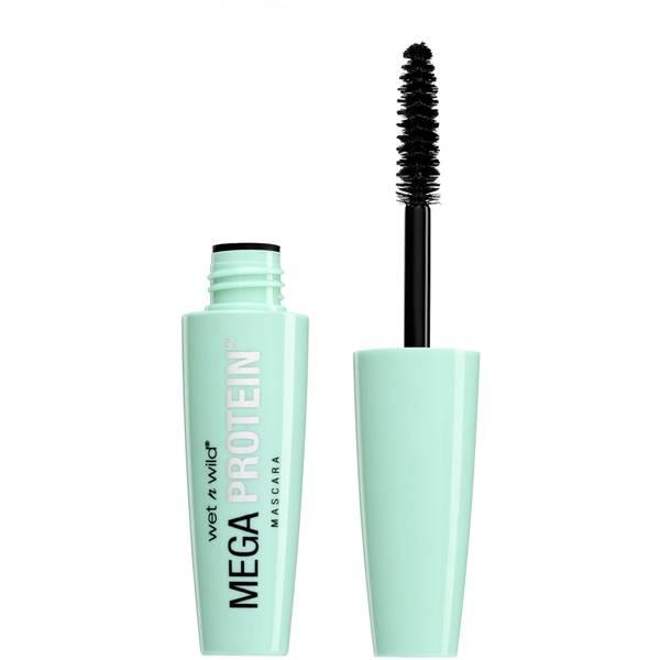 wet n wild Mega Protein Mascara - Very Black 6ml