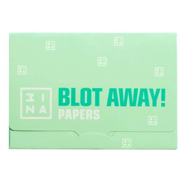 3INA Makeup Blotting Papers