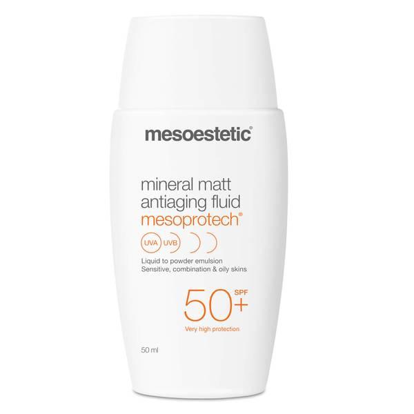 Mesoestetic Mesoprotech Mineral Matt Antiaging Fluid