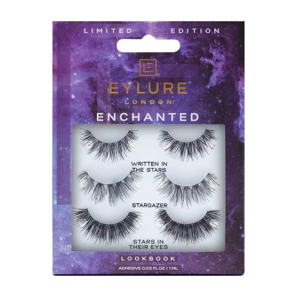 Eylure Enchanted After Dark Look Book