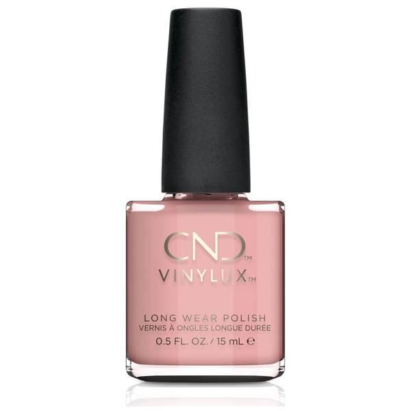 CND Vinylux Pink Pursuit Nail Varnish 15ml