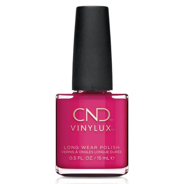 CND Vinylux Pink Leggings Nail Varnish 15ml