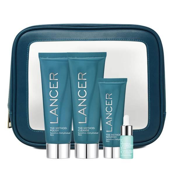 Lancer Skincare Method Intro Kit for Sensitive Skin