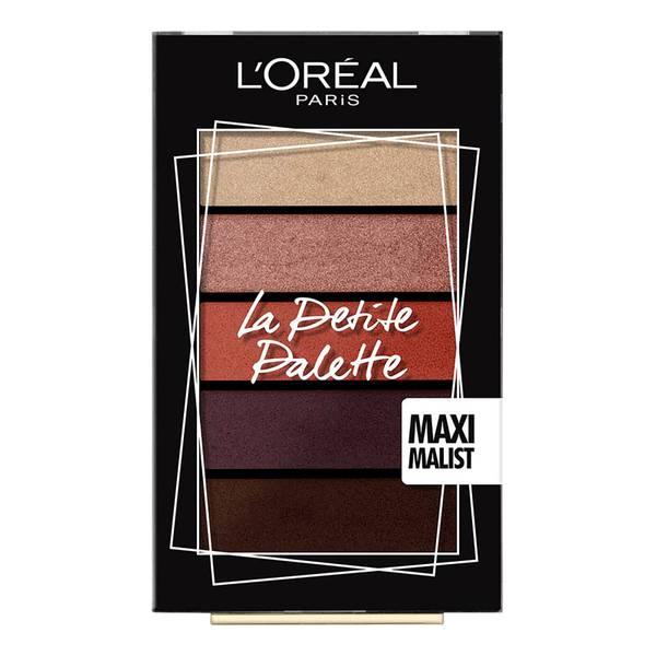 L'Oréal Paris La Petite Eye Shadow Palette - 01 Maximalist 10g