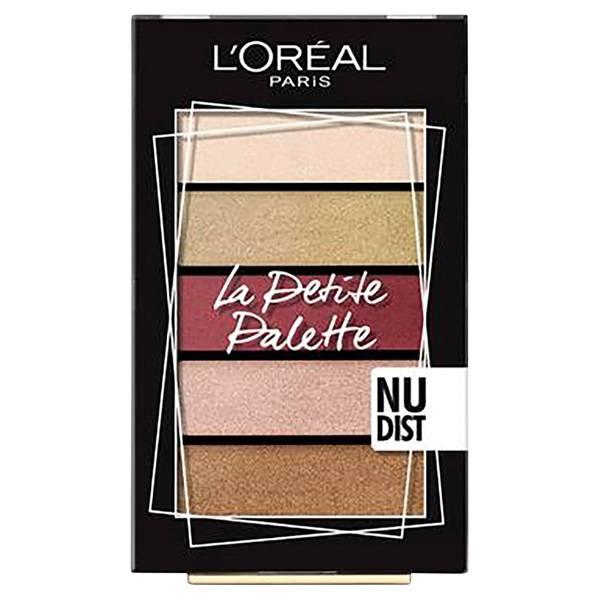L'Oréal Paris La Petite Palette - Nudist 10g
