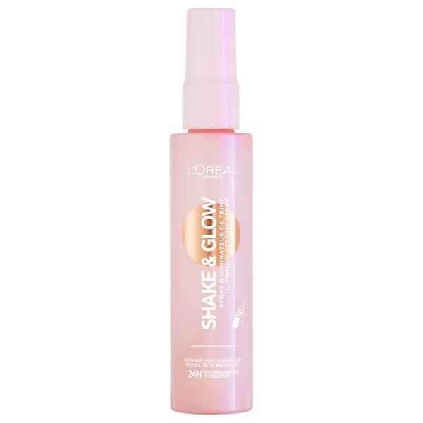 L'Oréal Paris Shake and Glow Luminous Setting Spray 100ml