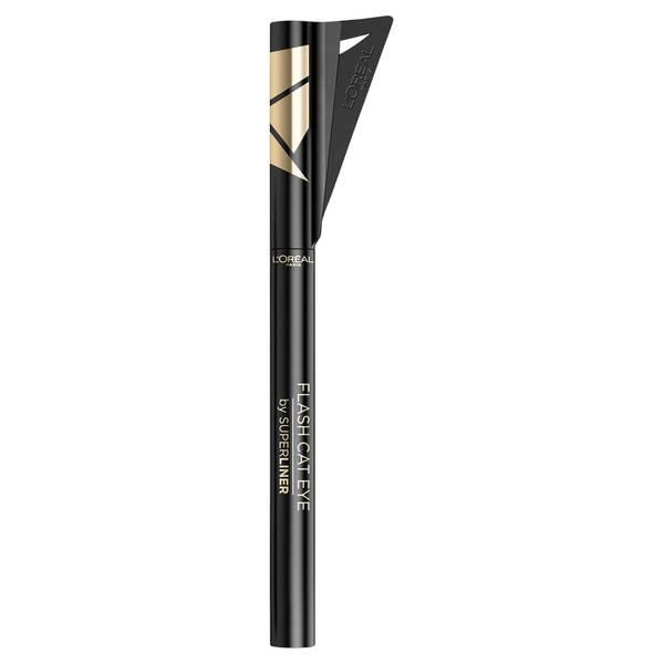 L'Oréal Paris Superliner Flash Cat Eye Liner - 01 Black 9g
