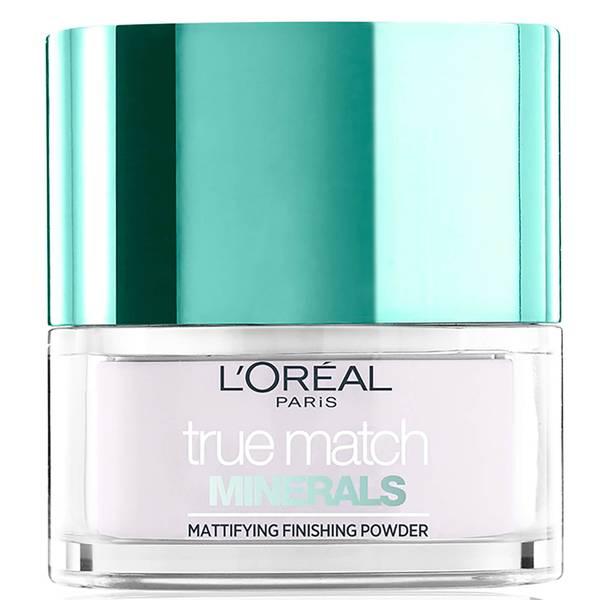 L'Oréal Paris True Match Mineral Mattifying Finishing Powder 10g