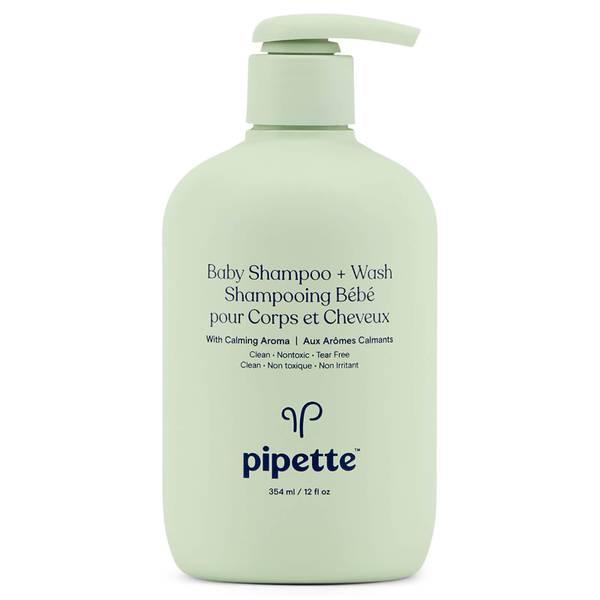 Pipette Shampoo + Body Wash - Calming 12 fl oz.