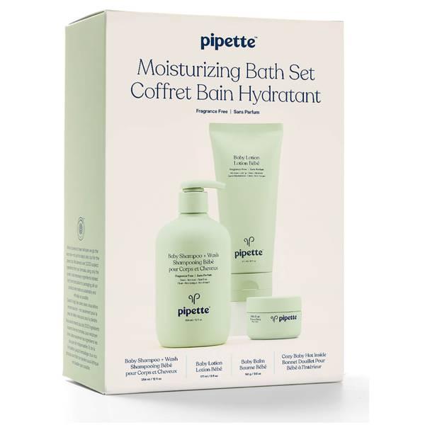 Pipette Moisturizing Bath Set 18.5 fl oz. (Worth $39.25)