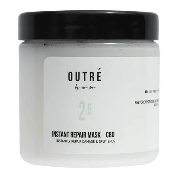 OUTRÉ Instant Repair Hair Mask + CBD/for Serious Stressed Out Strands