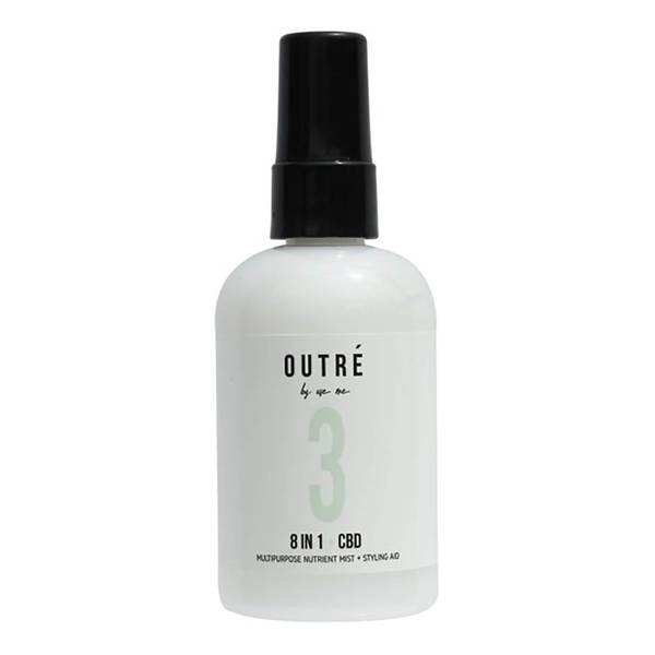 OUTRÉ 8 in 1 + CBD/Leave-in Conditioner