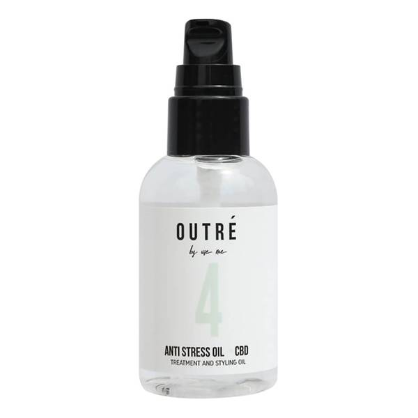 OUTRÉ Hair Oil + CBD/For Styling and Repair Treatment