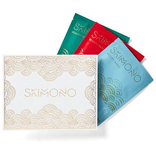 Skimono Indulgence Discovery Pack for Face, Hands and Feet