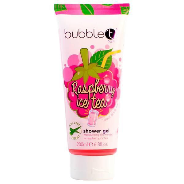 Bubble T Ice Tea Shower Gel Raspberry 200ml