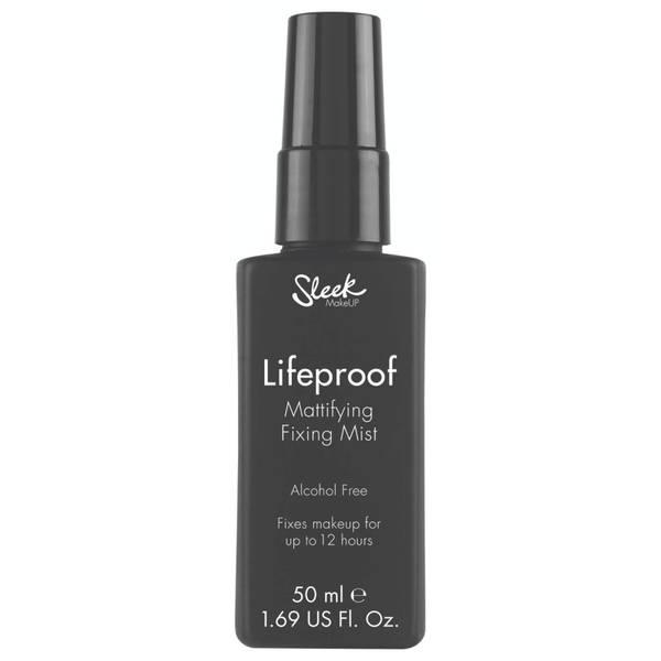 Sleek MakeUP Lifeproof Mattifying Fixing Mist 50ml