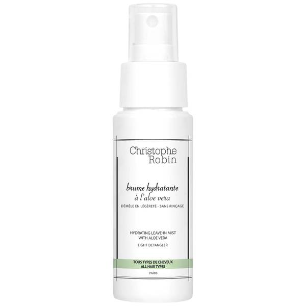 Christophe Robin Hydrating Leave-in Mist with Aloe Vera 50ml