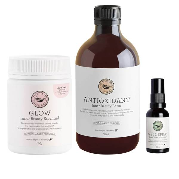 The Beauty Chef Keep Well Kit (Worth $139.00)