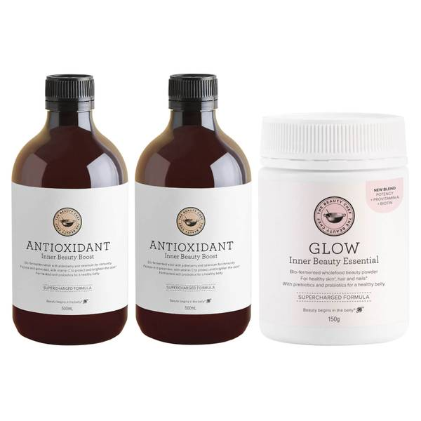 The Beauty Chef Glow and Antioxidant Kit (Worth $155.00)
