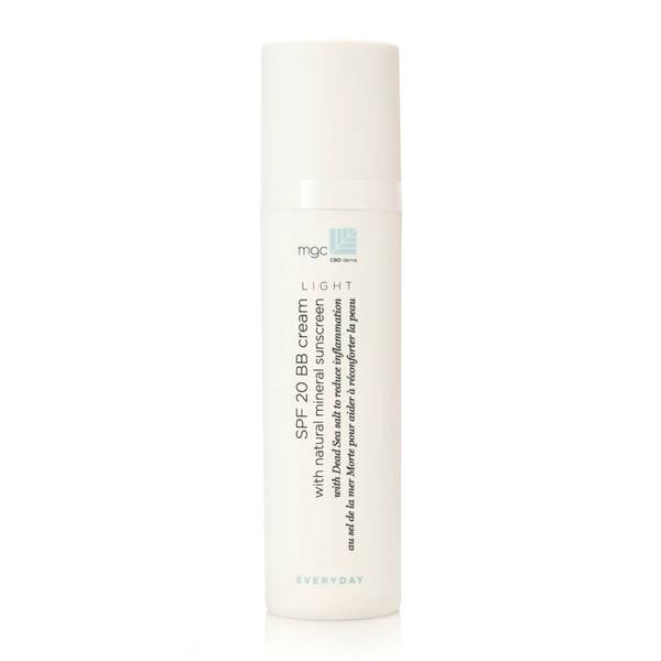 MGC Derma SPF20 BB Cream with Natural Mineral Sunscreen 50ml