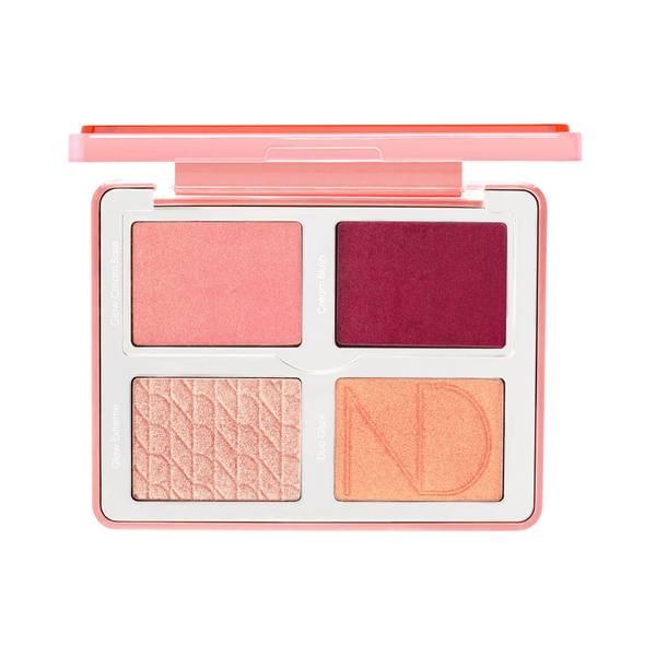 Natasha Denona Bloom Face Glow Palette 13.7g