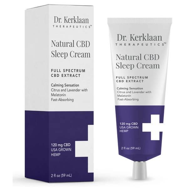 Dr Kerklaan Natural CBD Sleep Cream 2 oz