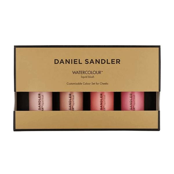 Daniel Sandler Watercolour Liquid Customisable Colour Set for Cheeks