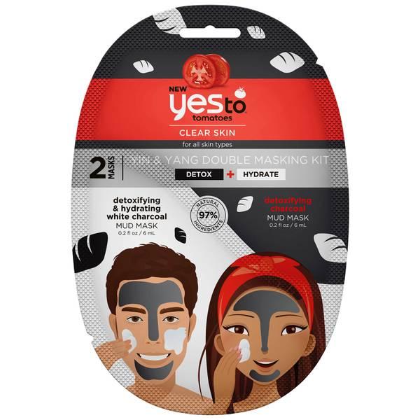 yes to TomatoesYin & Yang Double Masking Kit 12ml