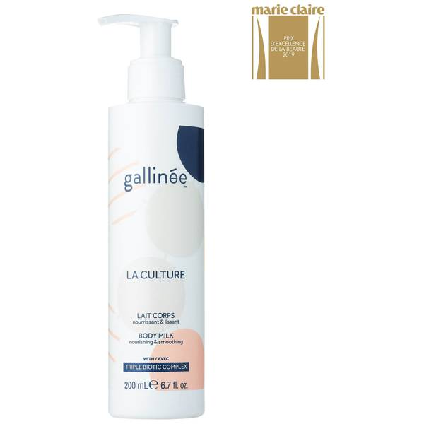Gallinée Probiotic Body Milk 200ml