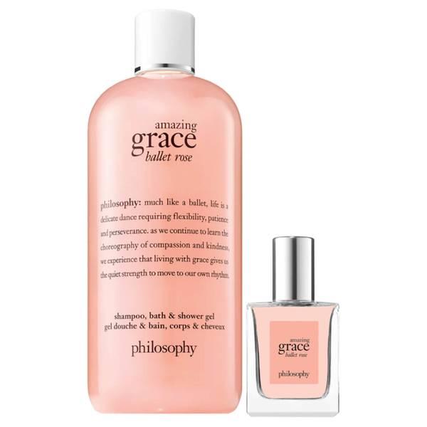 philosophy Amazing Grace Ballet Rose Set