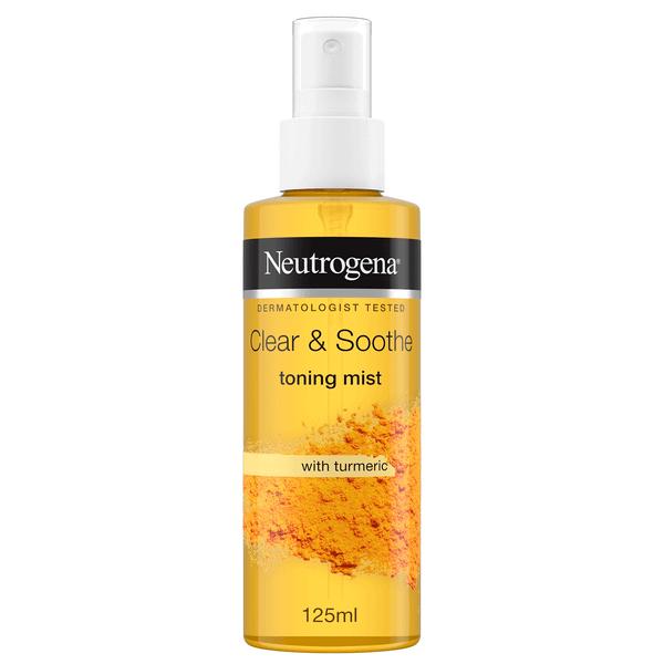 Neutrogena Clear & Soothe Toning Mist 125ml