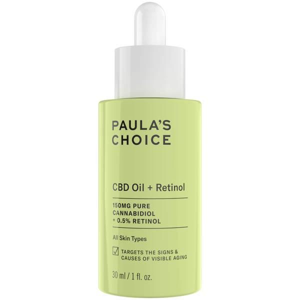 Paula's Choice CBD Oil + Retinol 30ml