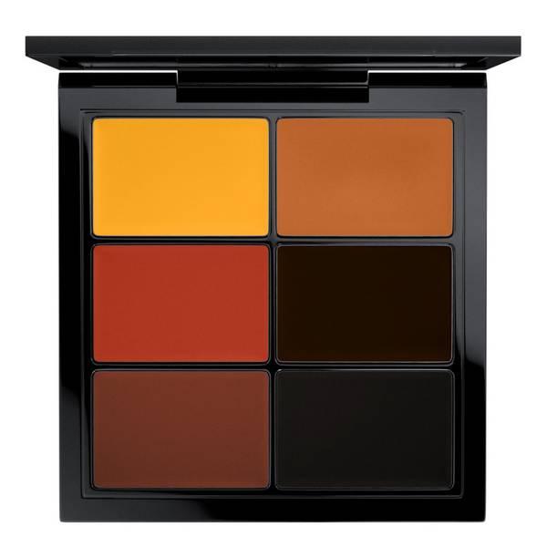 MAC Studio Fix Conceal and Correct Palette - Dark Deep 6g