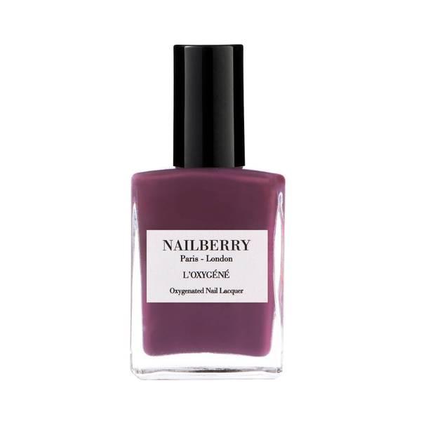 Nailberry Oxygene Nail Lacquer Purple Rain (15ml)
