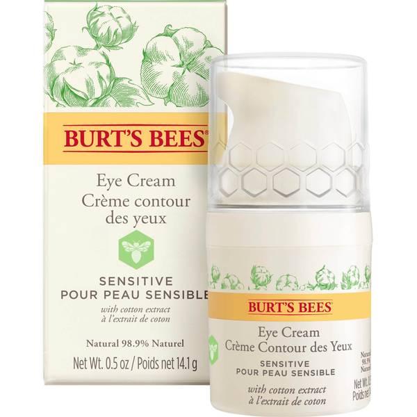 Crema de ojos Sensitive de Burt's Bees 10 g