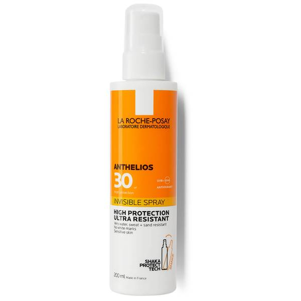 La Roche-Posay Anthelios Ultra-Light SPF30 Sun Protection Spray 200ml