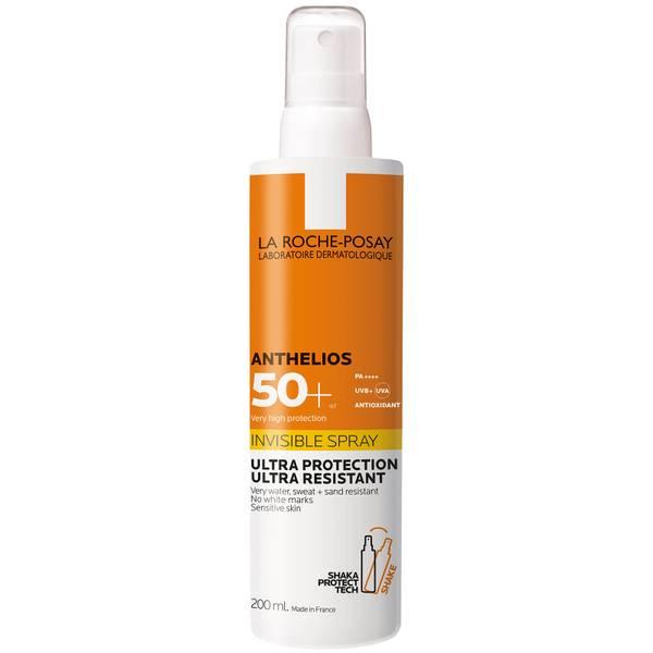 La Roche-Posay Anthelios Invisible Sun Protection SPF50+ Body Mist 200ml