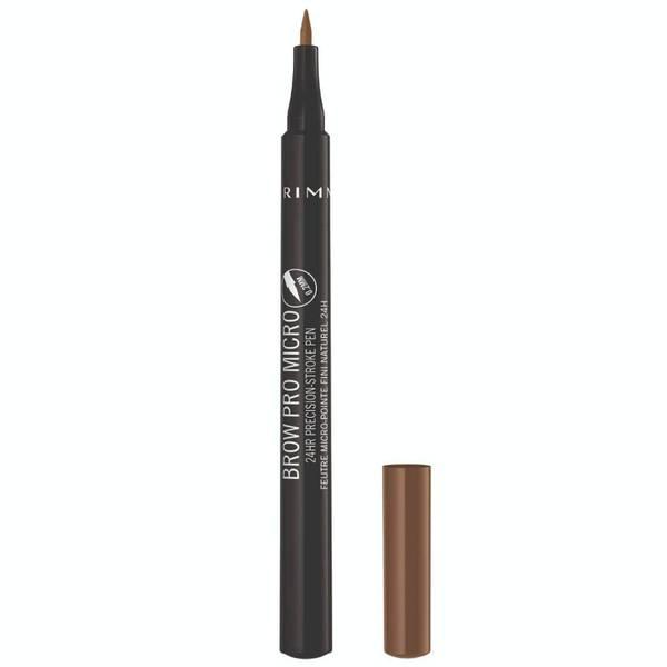 Rimmel Brow Pro Micro 24HR Precision-Stroke Pen 1ml (Various Shades)