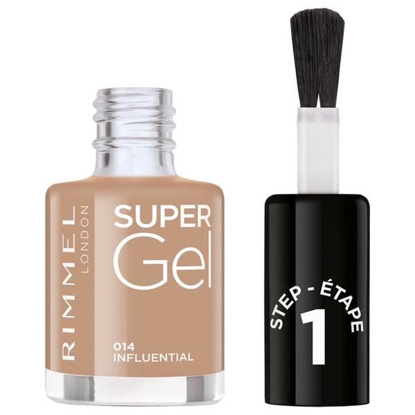 Rimmel Super Gel Nail Polish 12ml (Various Shades)
