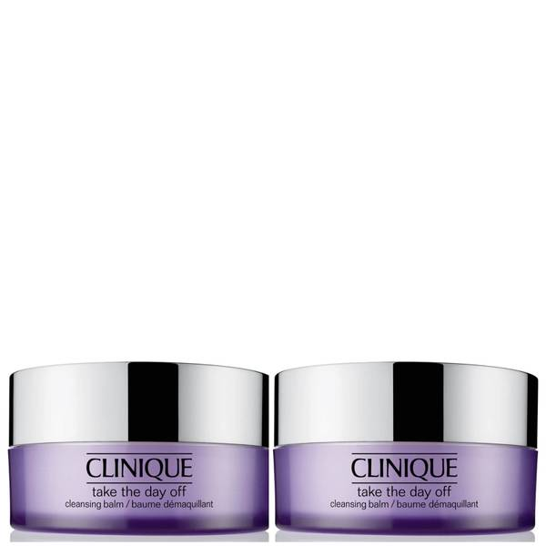 Clinique Take The Day Off Cleansing Balm Duo