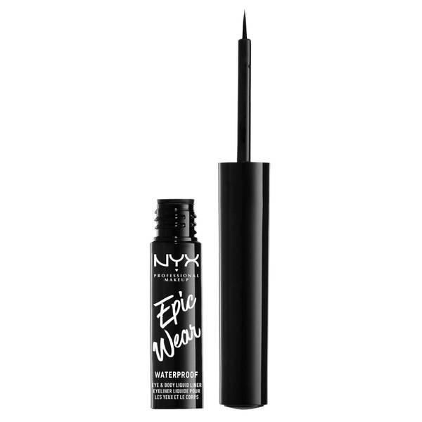 NYX Professional Makeup Epic Wear Semi Permanent Liquid Liner (Various Shades)
