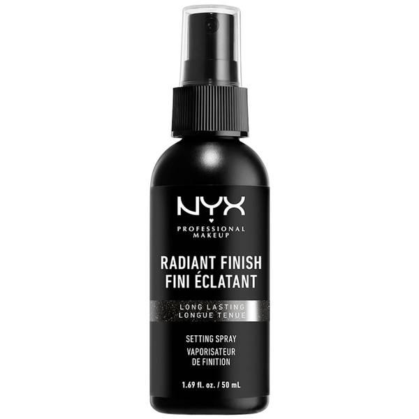 NYX Professional Makeup Radiant Finish Setting Spray