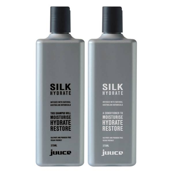 Juuce Silk Hydrate Shampoo and Conditioner Duo