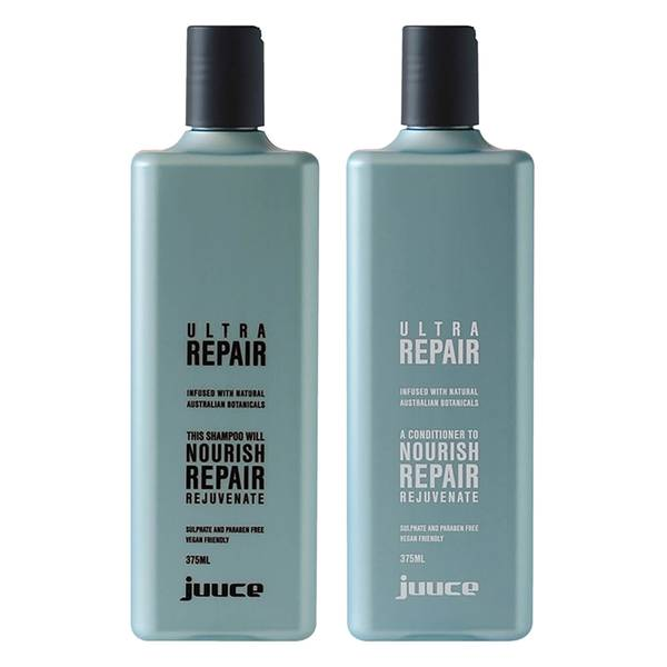 Juuce Ultra Repair Shampoo and Conditioner Duo