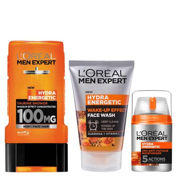 L'Oréal Paris Men Expert Hydra Energetic Set