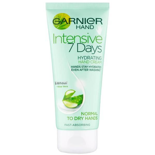 Garnier Intensive 7 Days Aloe Vera Hand Cream Normal Sensitive Skin 100ml