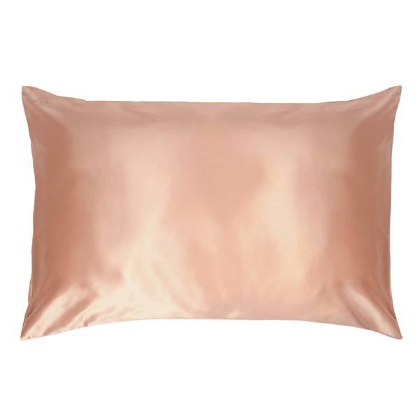 Slip Silk Pillowcase King - Rose Gold