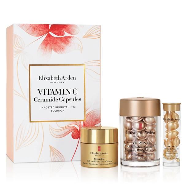 Elizabeth Arden Ceramide Vitamin C Capsule Set (Worth $81.00)